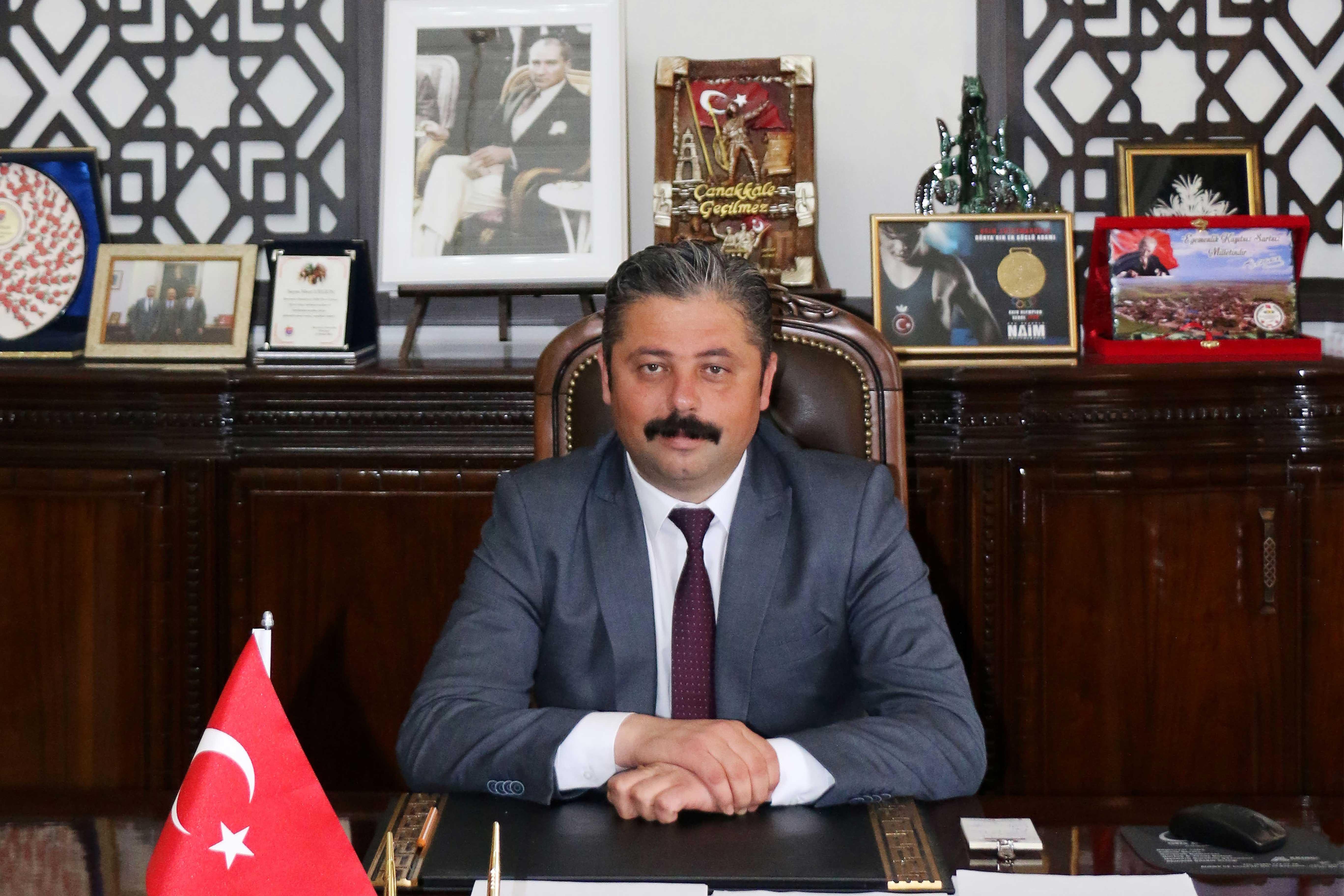 Başkan Mert Uygun'dan bayram tebriği