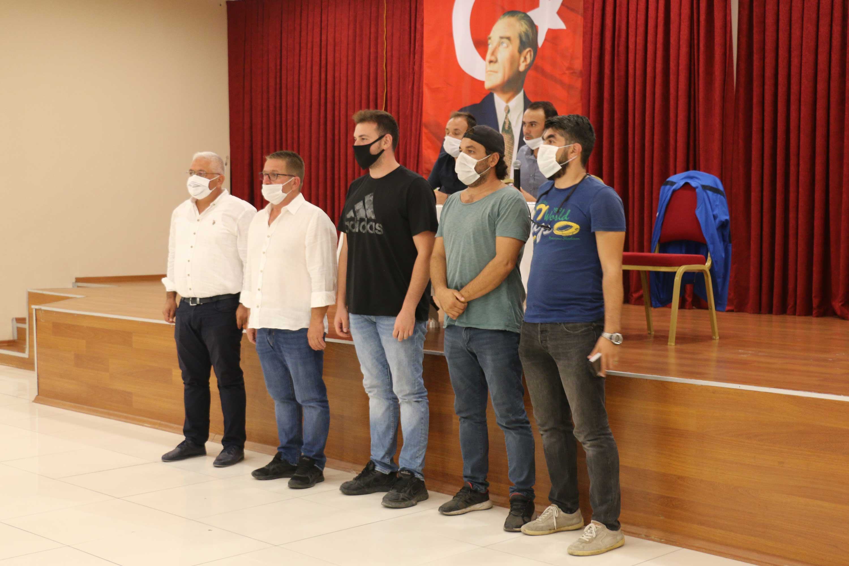 Bayramiç Belediyespor, ilk adımını attı