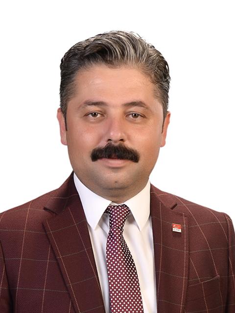<center>Mert UYGUN<br>Belediye Encümen Başkanı</center>