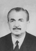 <center>Ali SEZEN<br>1957-1960</center>