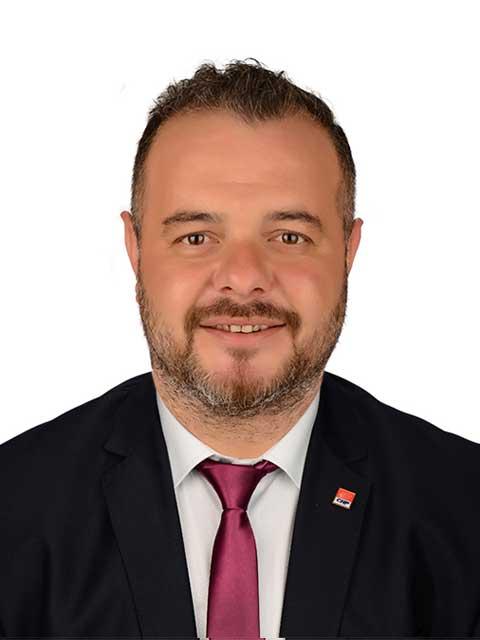 <center>Ahmet KARADENİZ<br>CHP</center>
